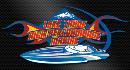 Lake Tahoe High Performance Marine Logo